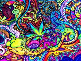 psychedelic 420