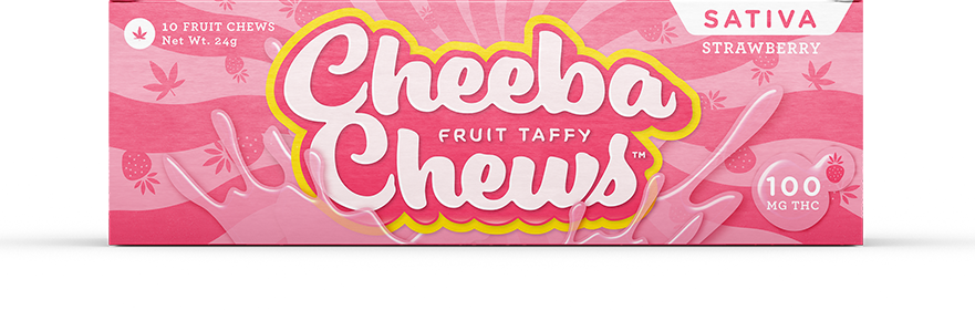 Cheeba Fruit Chews Sativa