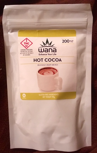 Wana Hot Cocoa