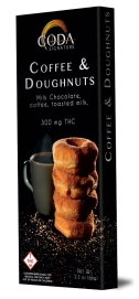 Coda Coffee & Doughnuts Bar 300mg