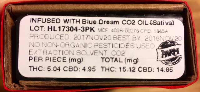 1906 High Love End Strain Info