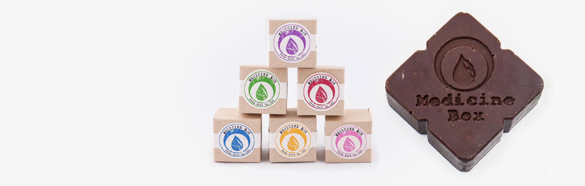 medicine box truffles boxes