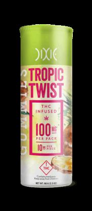 Dixie TropicTwist solo