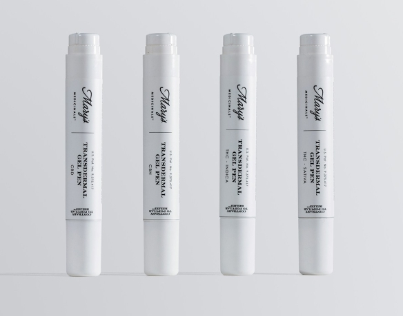 MARYS Transdermal PENs
