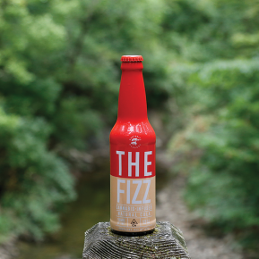 THe Fizz Cola cannabis-infused beverage